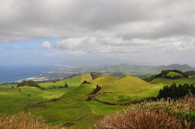 Azorské ostrovy, 1. část