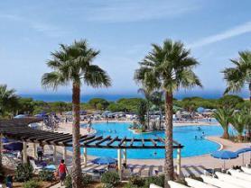 Bazén u hotelu Adriana Beach Club, Albufeira