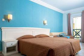 Jeden z pokojů hotelu Adriana Beach Club, Albufeira