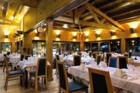 Restaurace v hotelu Adriana Beach Club, Albufeira