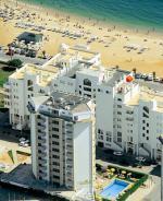 Portugalský hotel Luna Atismar na pobřeží