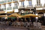 Lisabonská kavárna Brasileira