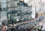 """Portugalské město Coimbra a festival """"Queima Fitas"""""""
